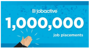 JOBACTIVE ACHIEVES ONE MILLION JOB PLACEMENTS